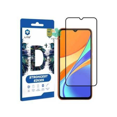 خرید گلس گوشی شیائومی Xiaomi Redmi 9C مدل D+ LITO