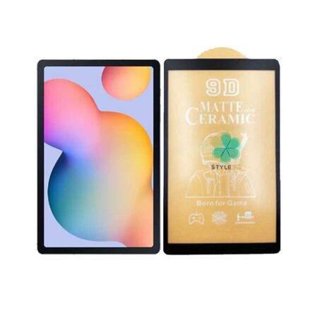 خرید گلس سرامیکی مات تبلت سامسونگ Samsung Galaxy Tab S6 Lite