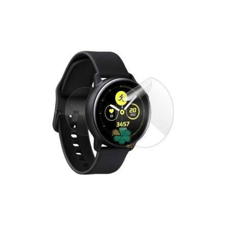 خرید محافظ صفحه نانو ساعت سامسونگ Samsung Galaxy Watch Active مدل مات