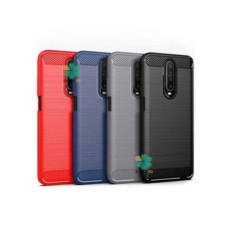 خرید قاب کربنی گوشی شیائومی Xiaomi Redmi K30 طرح Metal