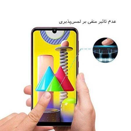خرید گلس سرامیکی گوشی سامسونگ Samsung Galaxy M31 برند Mietubl