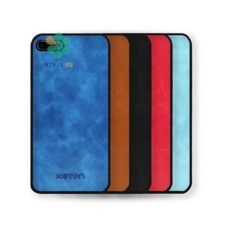 خرید قاب چرمی مینیمال گوشی ایفون iPhone 7 Plus / 8 Plus مدل Koton