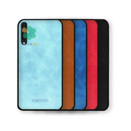خرید قاب چرمی مینیمال گوشی سامسونگ Samsung Galaxy A70 مدل Koton