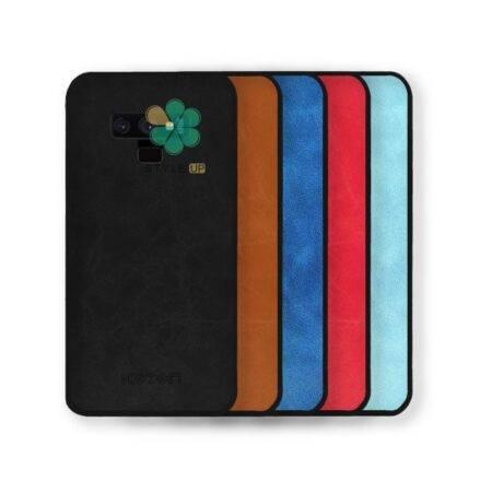 خرید قاب چرمی مینیمال گوشی سامسونگ Galaxy Note 9 مدل Koton