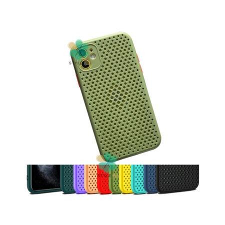خرید قاب گوشی آیفون Apple iPhone 12 Mini مدل سیلیکونی نایکی