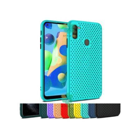 خرید قاب گوشی سامسونگ Samsung Galaxy A11 مدل سیلیکونی نایکی