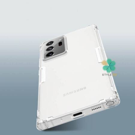 خرید قاب ژله ای نیلکین گوشی سامسونگ Note 20 Ultra مدل Nature TPU