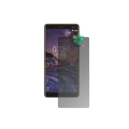 خرید گلس گوشی نوکیا Nokia 7 Plus مدل No Frame Privacy
