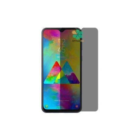 خرید گلس گوشی سامسونگ Samsung Galaxy M20 مدل No Frame Privacy