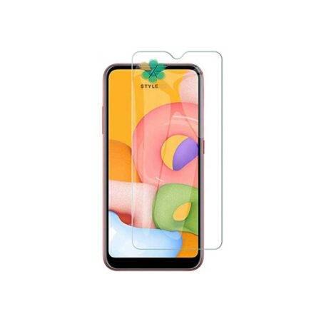خرید گلس سرامیکی گوشی سامسونگ Samsung Galaxy A01 مدل No Frame