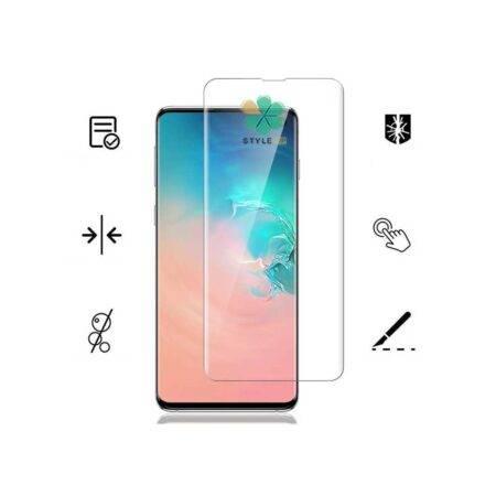خرید گلس سرامیکی گوشی سامسونگ Samsung Galaxy S10 مدل No Frame