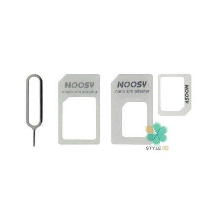 خرید تبدیل سیم کارت نانو و میکرو به استاندارد مدل Noosy