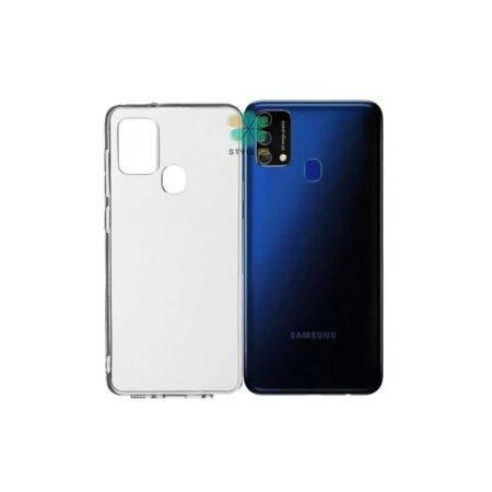 خرید قاب گوشی سامسونگ Samsung Galaxy M21s مدل ژله ای شفاف