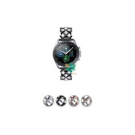 خرید بند استیل ساعت سامسونگ Galaxy Watch 3 45mm مدل Secbolt Jewerly