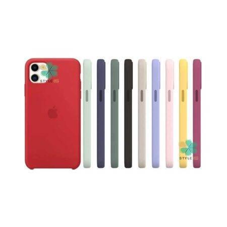 خرید قاب گوشی اپل آیفون Apple iPhone 12 Mini مدل سیلیکونی