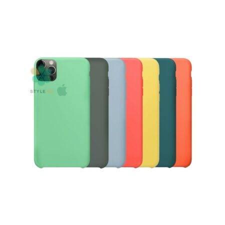خرید قاب گوشی اپل آیفون Apple iPhone 12 Pro مدل سیلیکونی