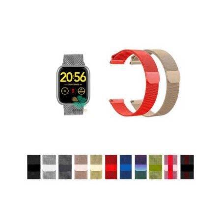 خرید بند استیل ساعت شیائومی 1More Omthing E-Joy WOD001 مدل New Milanese
