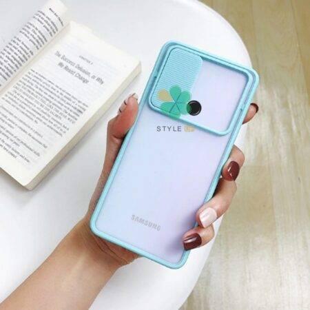عکس قاب گوشی سامسونگ Galaxy A11 مدل پشت مات کم شیلد رنگی