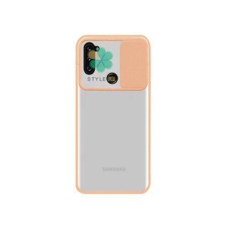 خرید قاب گوشی سامسونگ Galaxy A11 مدل پشت مات کم شیلد رنگی