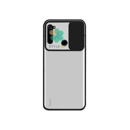 خرید قاب گوشی شیائومی Redmi Note 8 مدل پشت مات کم شیلد رنگی