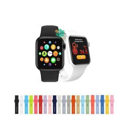 خرید بند سیلیکونی ساعت هوشمند W58 Pro