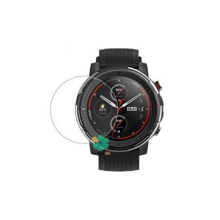 خرید محافظ صفحه گلس ساعت شیائومی Xiaomi Amazfit Stratos 3