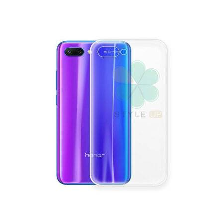 خرید قاب گوشی هواوی هانر Huawei Honor 10 مدل ژله ای شفاف