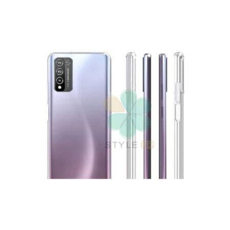 خرید قاب گوشی هواوی آنر Huawei Honor 10x Lite مدل ژله ای شفاف