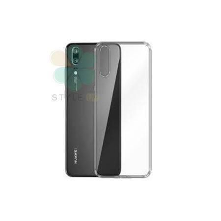 خرید قاب گوشی هواوی Huawei P20 مدل ژله ای شفاف