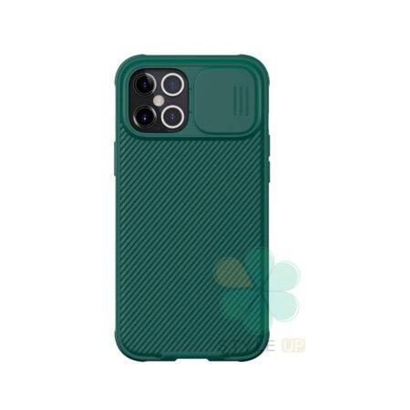 خرید قاب محافظ نیلکین گوشی آیفون Apple iPhone 12 Pro Max مدل Magsafe CamShield Pro