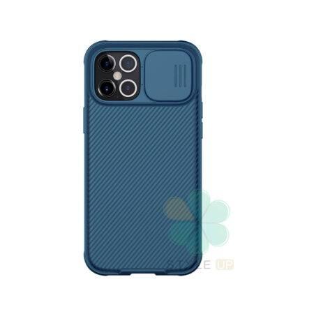 عکس قاب محافظ نیلکین گوشی آیفون Apple iPhone 12 Pro Max مدل Magsafe CamShield Pro