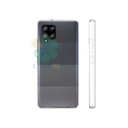 خرید قاب گوشی سامسونگ Samsung Galaxy A42 5G مدل ژله ای شفاف