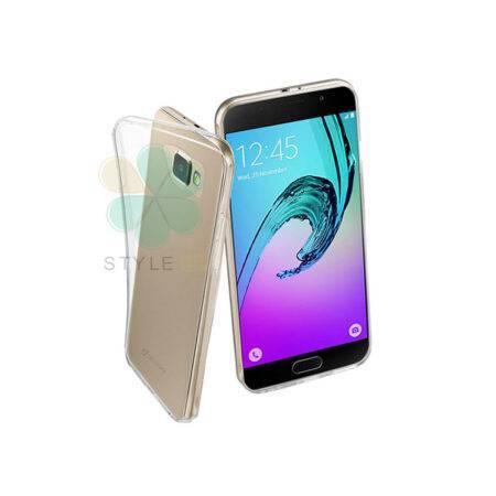 خرید قاب گوشی سامسونگ Samsung Galaxy A7 2016 مدل ژله ای شفاف