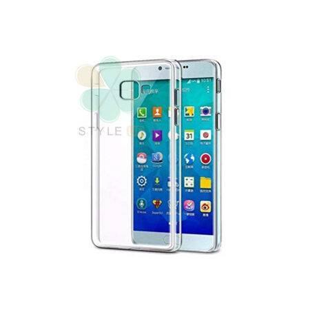 خرید قاب گوشی سامسونگ Samsung Galaxy A8 2016 مدل ژله ای شفاف
