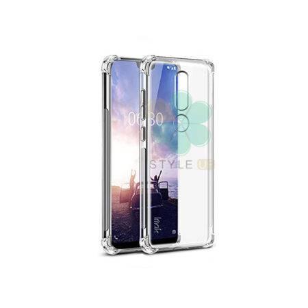خرید قاب ژله ای گوشی نوکیا Nokia 6.1 مدل کپسول دار