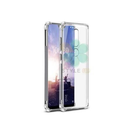 خرید قاب ژله ای گوشی نوکیا Nokia 7.1 مدل کپسول دار