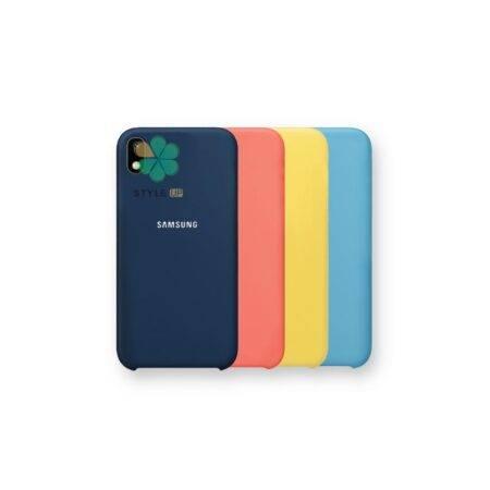 خرید قاب گوشی سامسونگ Samsung Galaxy A01 Core مدل سیلیکونی