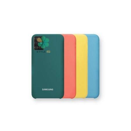 خرید قاب گوشی سامسونگ Samsung Galaxy M51 مدل سیلیکونی
