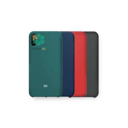 خرید قاب گوشی شیائومی Xiaomi Redmi 9AT مدل سیلیکونی