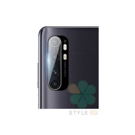 خرید محافظ گلس لنز دوربین گوشی شیائومی Xiaomi Mi Note 10 Lite