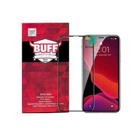 خرید گلس محافظ صفحه گوشی آیفون Apple iPhone 12 Pro مدل Buff 5D