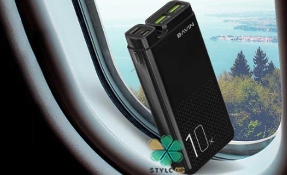 خرید پاوربانک فست شارژ Bavin مدل PC085 10000mAh