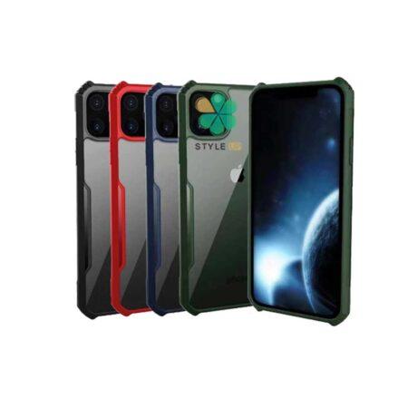 خرید قاب گوشی ایفون Apple iPhone 11 Pro مدل ضد ضربه دور رنگی