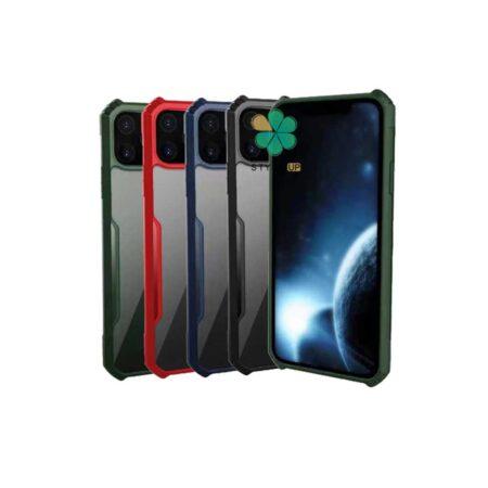 خرید قاب گوشی آیفون Apple iPhone 12 Mini مدل ضد ضربه دور رنگی
