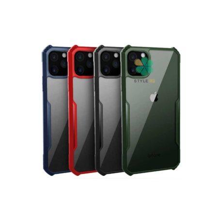 خرید قاب گوشی ایفون Apple iPhone 12 Pro مدل ضد ضربه دور رنگی