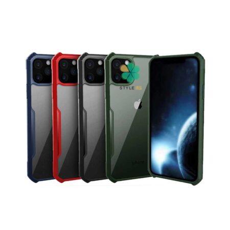 خرید قاب گوشی ایفون Apple iPhone 12 Pro Max مدل ضد ضربه دور رنگی