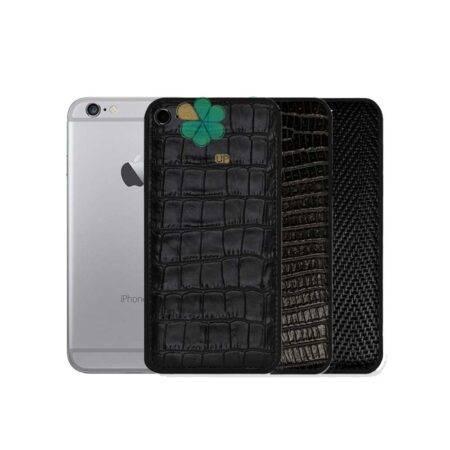 خرید قاب چرمی گوشی ایفون Apple iPhone 6 / 6s طرح Crocodile Skin