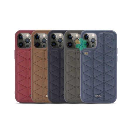 خرید قاب برند Kajsa گوشی آیفون iPhone 12 Pro طرح Dale Mountain