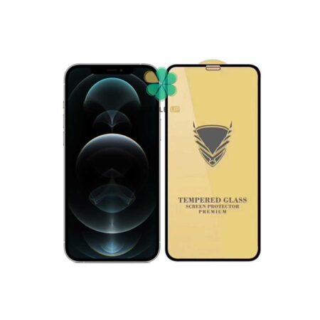 خرید گلس گوشی اپل آیفون Apple iPhone 12 مدل Golden Armor OG
