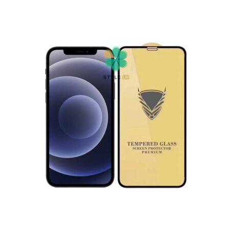 خرید گلس گوشی اپل آیفون iPhone 12 Mini مدل Golden Armor OG